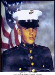 LCpl Thomas Julian, USMC