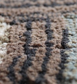 Up close look at a carpet